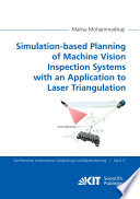 Simulation based Planning of Machine Vision Inspection Systems with an Application to Laser Triangulation Book