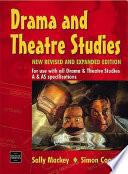 Drama and Theatre Studies
