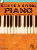 German- Stride and Swing Piano