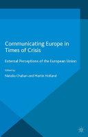 Communicating Europe in Times of Crisis Pdf/ePub eBook