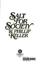 Salt for society
