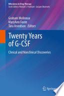 Twenty Years Of G Csf