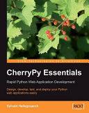 Cherrypy Essentials
