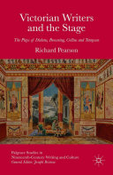 Pdf Victorian Writers and the Stage Telecharger
