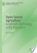 Open Source Agriculture