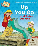 Oxford Reading Tree Read With Biff  Chip  and Kipper  Level 1 Phonics   First Stories  Up You Go and Other Stories