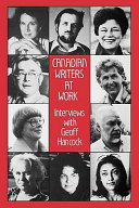 Canadian Writers at Work Book PDF