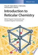 Introduction to Reticular Chemistry Book
