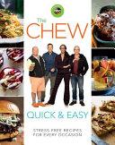 The Chew Quick   Easy Book PDF