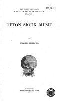 Bulletin - Smithsonian Institution. Bureau of American Ethnology