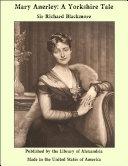 Mary Anerley: A Yorkshire Tale [Pdf/ePub] eBook