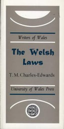 The Welsh laws