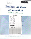 Business Analysis   Valuation