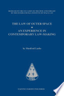 Free Download The Law of Outer Space Book