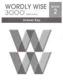 Wordly Wise 3000 Book 2 AK 3rd Edition Book