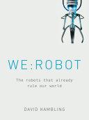 WE  ROBOT