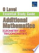 e-O-Level Essential Study Guide Add Maths [Geometry & Trigonometry]