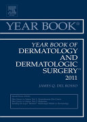 Year Book of Dermatology and Dermatological Surgery 2011   E Book