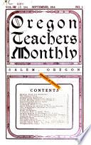Oregon Teachers  Monthly