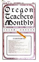 Oregon Teachers' Monthly