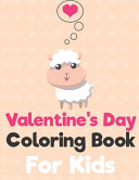 SHEEP Valentine s Day Coloring Book for Kids Book PDF