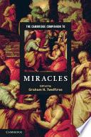 The Cambridge Companion To Miracles Book