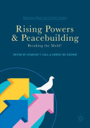 Rising Powers and Peacebuilding [Pdf/ePub] eBook