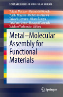 Metal   Molecular Assembly for Functional Materials