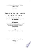 De Utilitate Ieiunii Book PDF