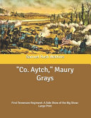 "Free Download ""Co. Aytch,"" Maury Grays Book"