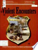 Violent encounters Book