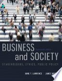 Business and Society: Stakeholders, Ethics, Public Policy.epub
