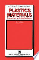 Plastic Materials Book PDF