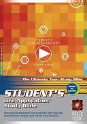 Student s Life Application Study Bible NLT Book