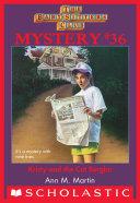 Kristy and the Cat Burglar (The Baby-Sitters Club Mysteries #36) Pdf/ePub eBook