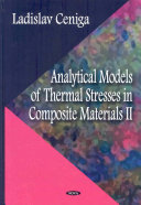 Analytical Models of Thermal Stresses in Composite Materials II