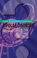 Pdf Bipolar Disorder E-book