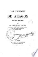 Las libertades de Aragon