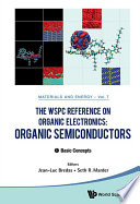 Wspc Reference On Organic Electronics  The  Organic Semiconductors  In 2 Volumes  Book