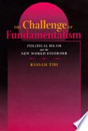 The Challenge Of Fundamentalism