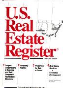 U.S. Real Estate Register
