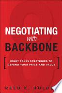 Negotiating With Backbone Book PDF