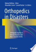 Orthopedics in Disasters