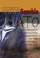 NATO s Gamble Book PDF