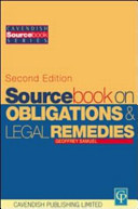 Sourcebook on Obligations and Legal Remedies