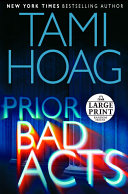 Prior Bad Acts Book