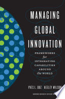 Managing Global Innovation.epub