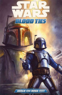 Star Wars: Blood Ties—A Tale of Jango and Boba Fett banner backdrop