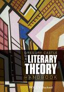 Pdf The Literary Theory Handbook Telecharger