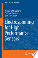 Electrospinning For High Performance Sensors Book PDF